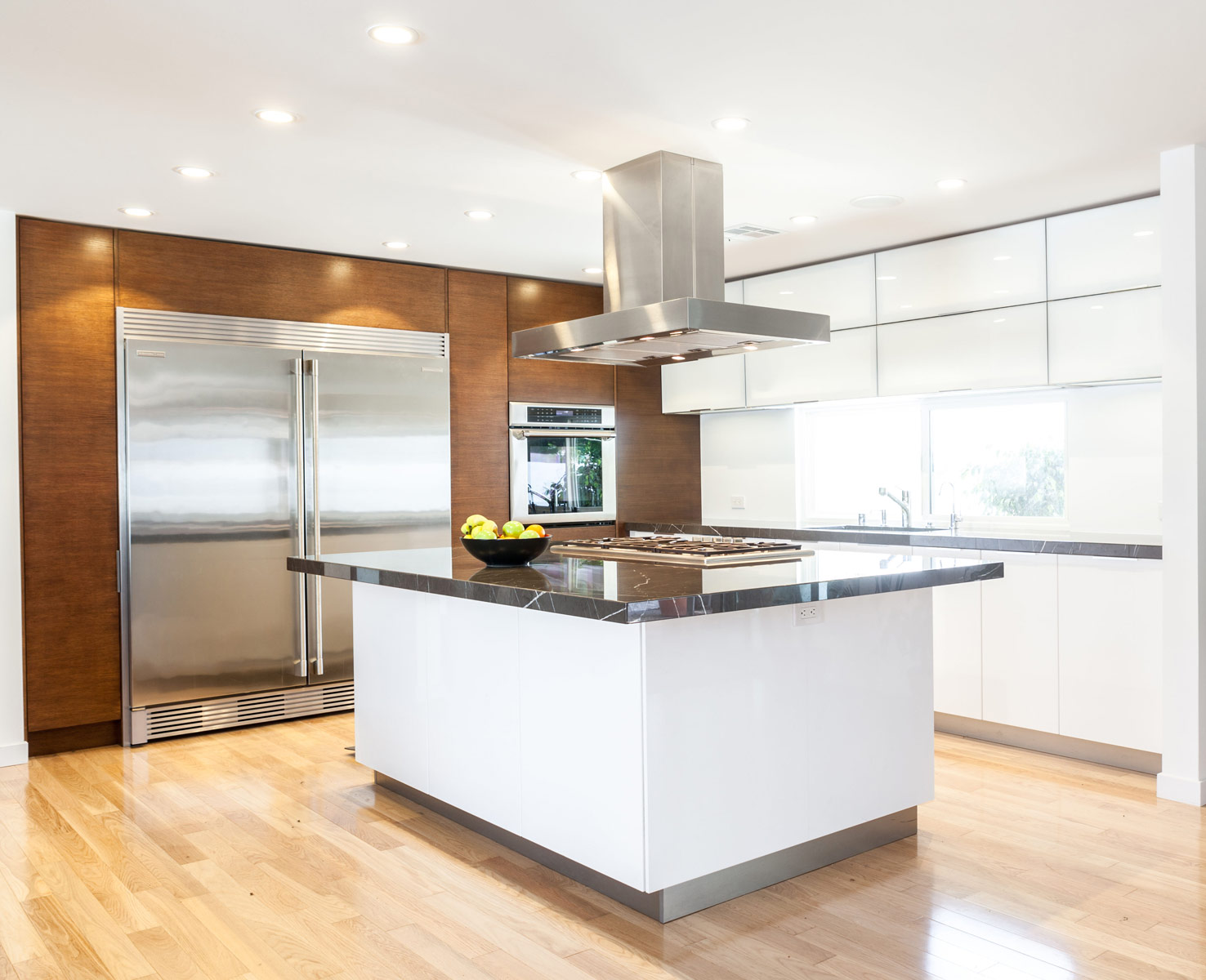 Hollywood Kitchen General Contractor Luxus Construction