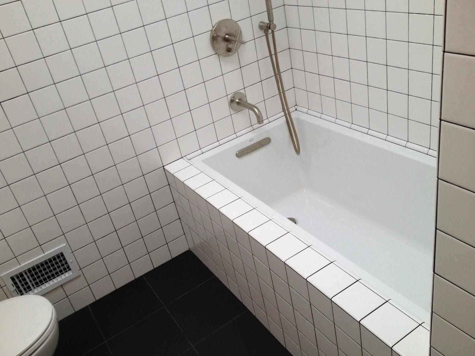 Malibu Guest Bathroom General Contractor Luxus Construction