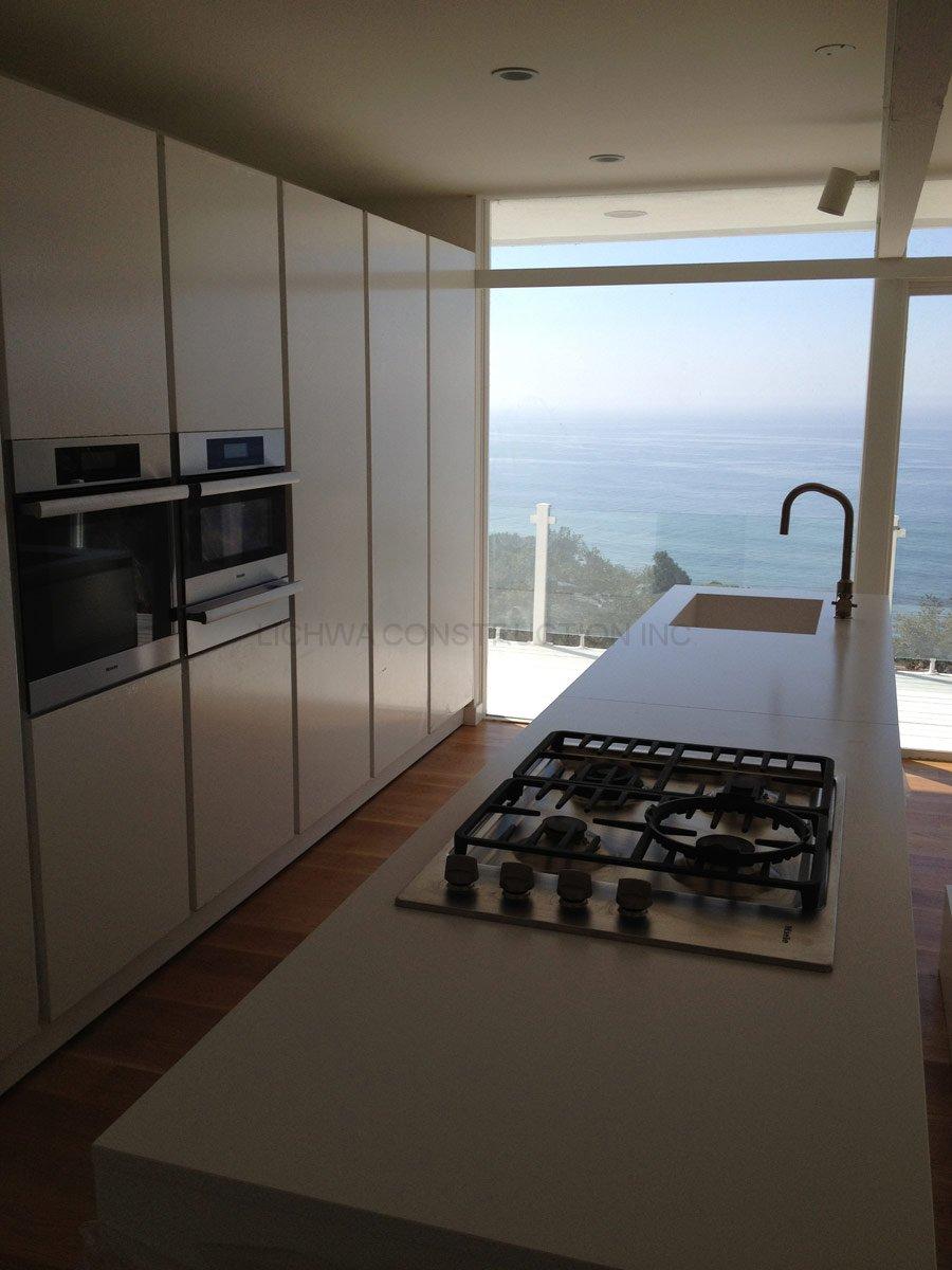 Malibu Italian Kitchen Luxus Construction