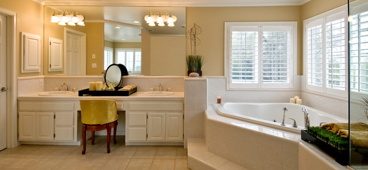 Turn your bathroom into a place you enjoy luxus construction for Bathroom remodel 33411