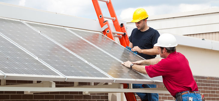 Solar Panels Installation Services