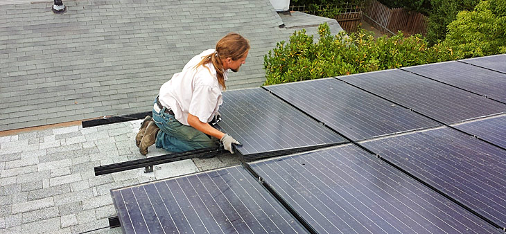 Solar Power Contractor