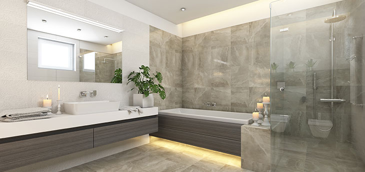 Bathroom Remodel Planning Guide Luxus Construction - How to plan a bathroom remodel