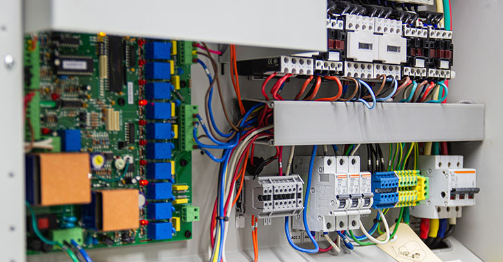 Main Electrical Box: Electrical Panel Upgrade