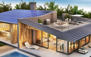 Energy-Efficient Homes Designs for Electricity Savings