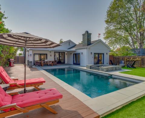 Craftsman Style Home in Mar Vista CA 90066