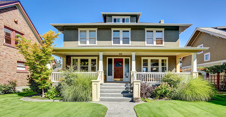 General Contractors for Craftsman Style House