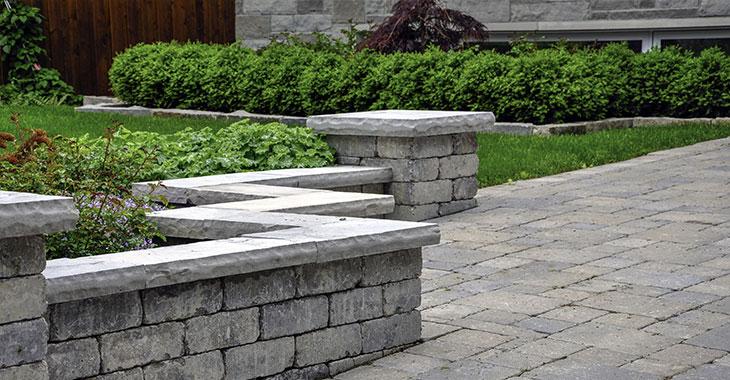 Retaining and Garden Walls