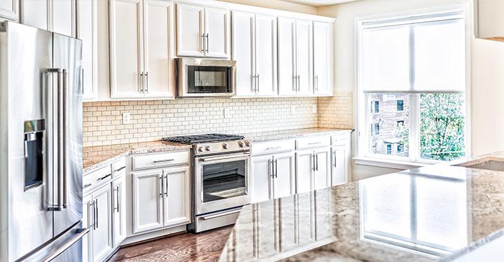Kitchen Remodeling - Backsplash