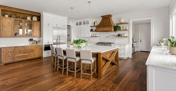 Kitchen Remodeling - Floor