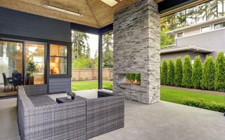 Frameless Fireplaces – Gas Fireplace Trends